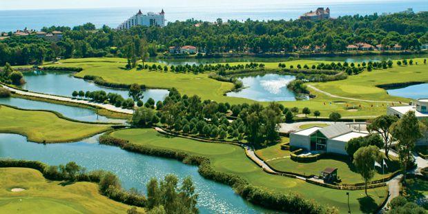 Golf Club Antalya – PGA Sultan & Pasha