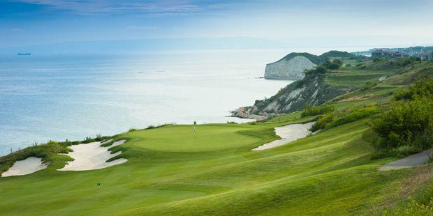 Golf Club Thracian Cliffs