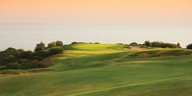 Golf Club Aphrodite Hills