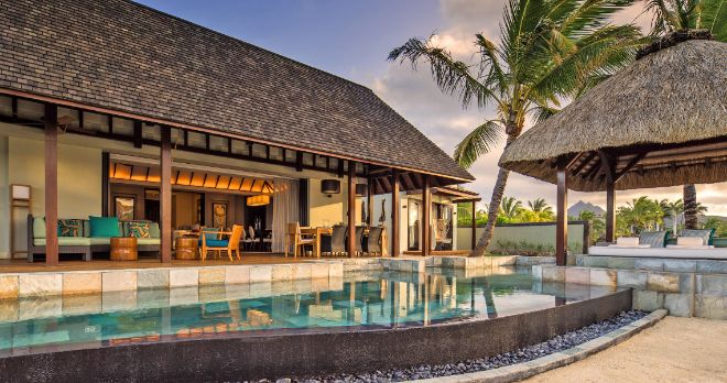 Four Seasons Resort Mauritius at Anahita Pool
