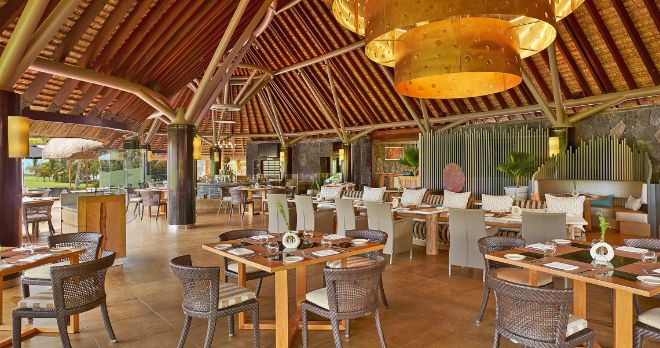 Four Seasons Resort Mauritius at Anahita Restaurant