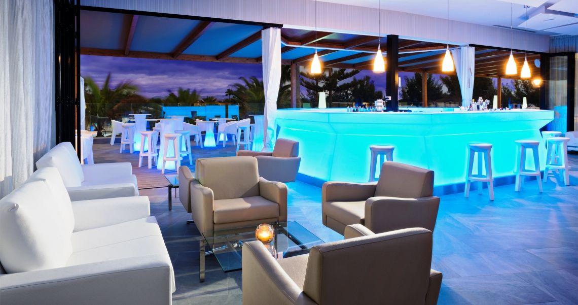 Elba Lanzarote Royal Village Resort Bar Chill Out El Mirador