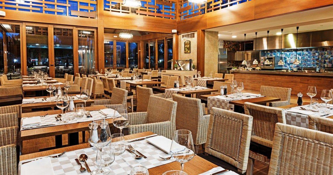 Elba Lanzarote Royal Village Resort Restaurant La Brasserie