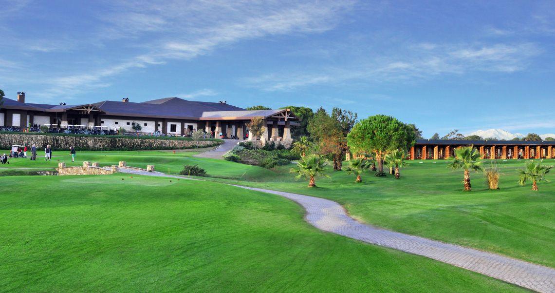 Golf Club Titanic