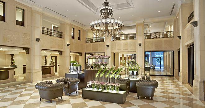 Penha Longa Resort Lobby