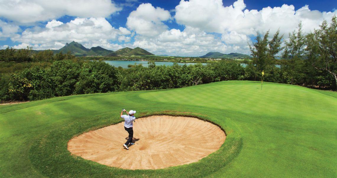 Golf Club Ile aux Cerfs Golf