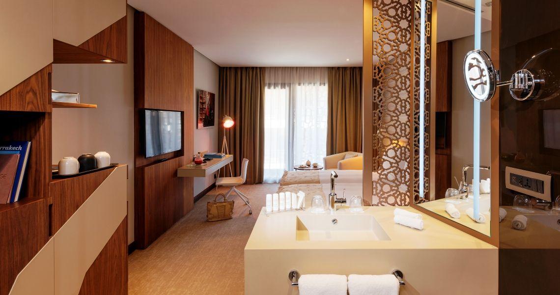 Radisson Blu Hotel Marrakesch Standardzimmer