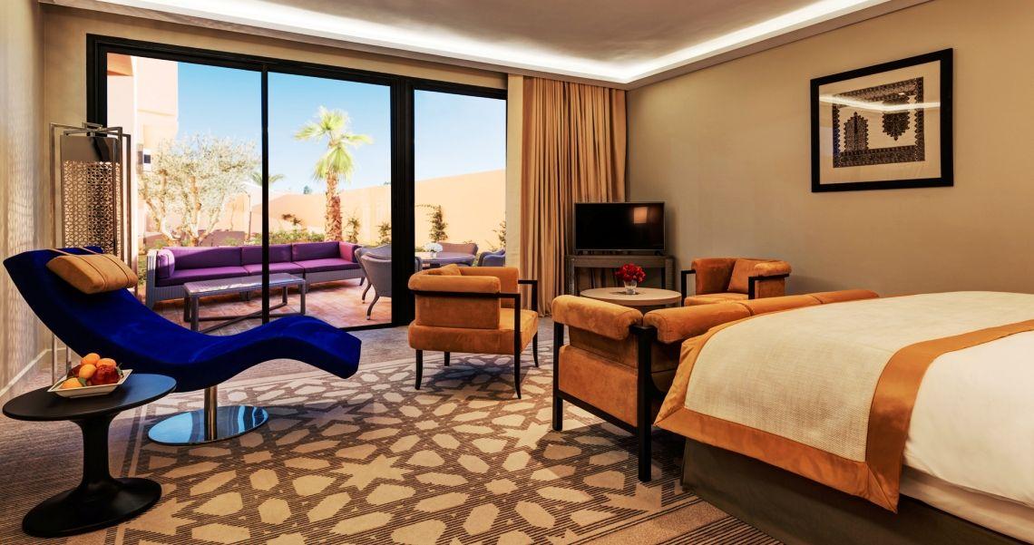 Mövenpick Hotel Mansour Superiorzimmer