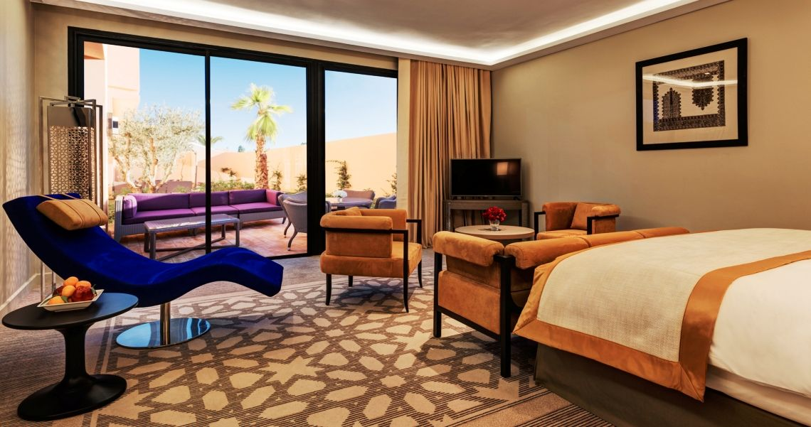 Sechs Sterne Hotels In Marrakesch