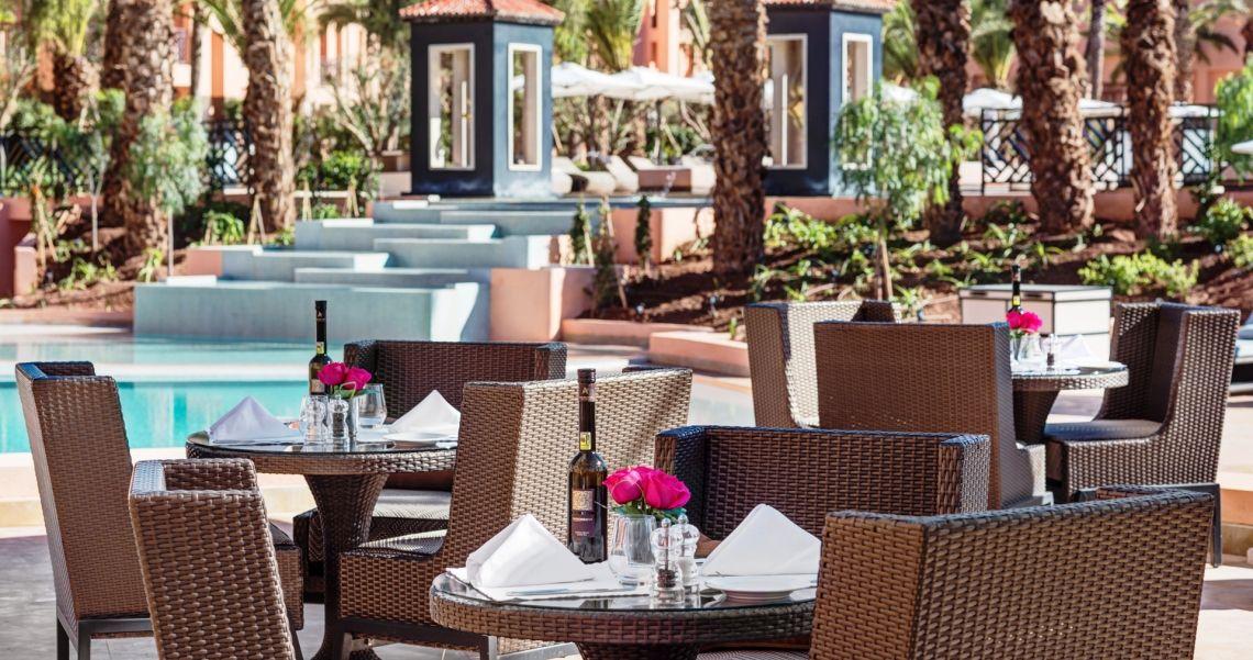 Mövenpick Hotel Mansour Garten