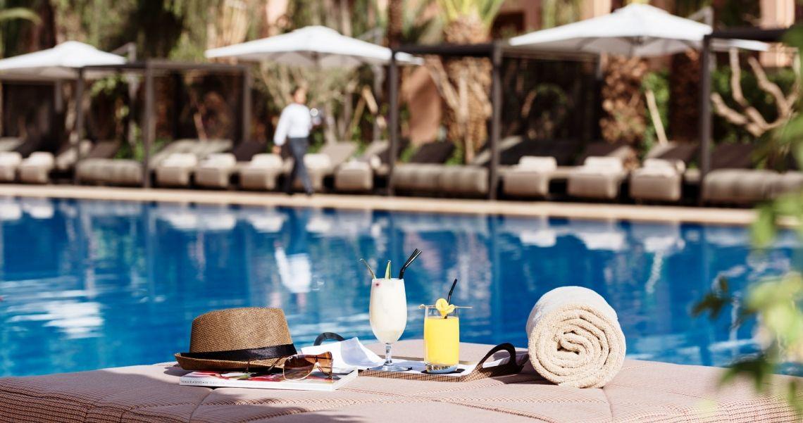 Mövenpick Hotel Mansour Pool