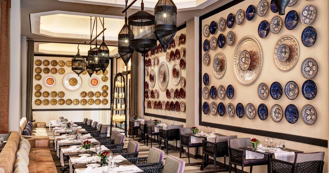 Mövenpick Hotel Mansour Restaurant