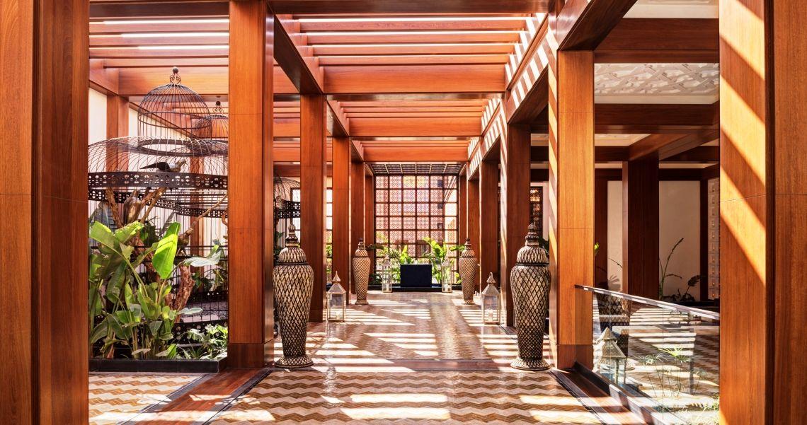 Mövenpick Hotel Mansour