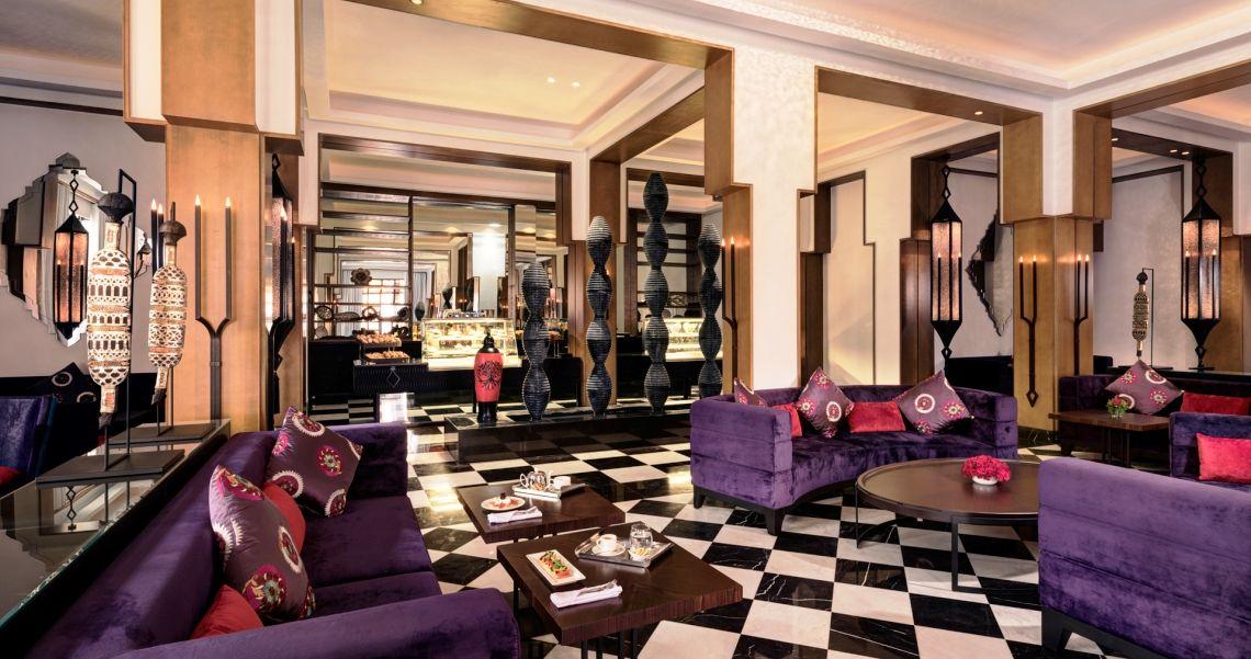 Mövenpick Hotel Mansour Lobby