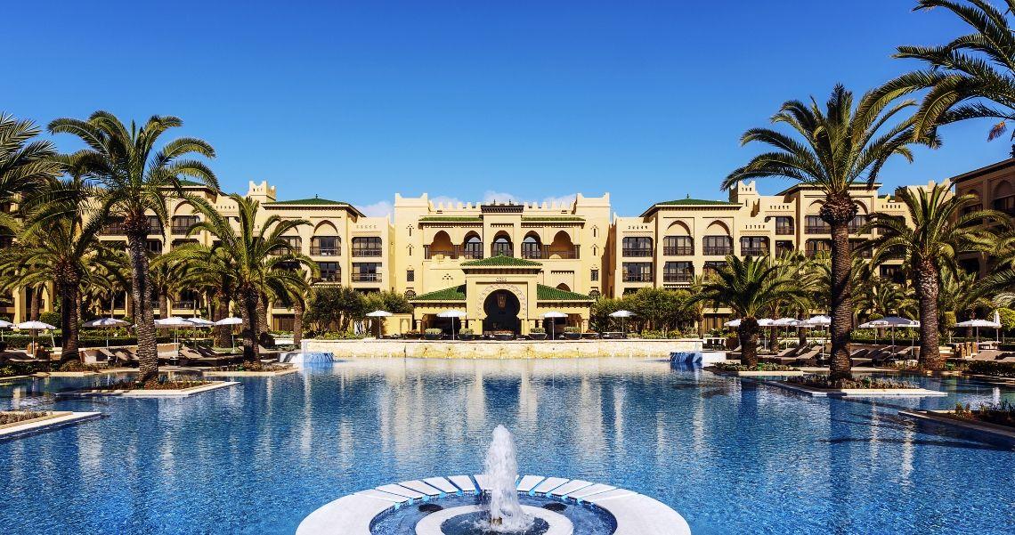 Mazagan Beach & Golf Resort Pool