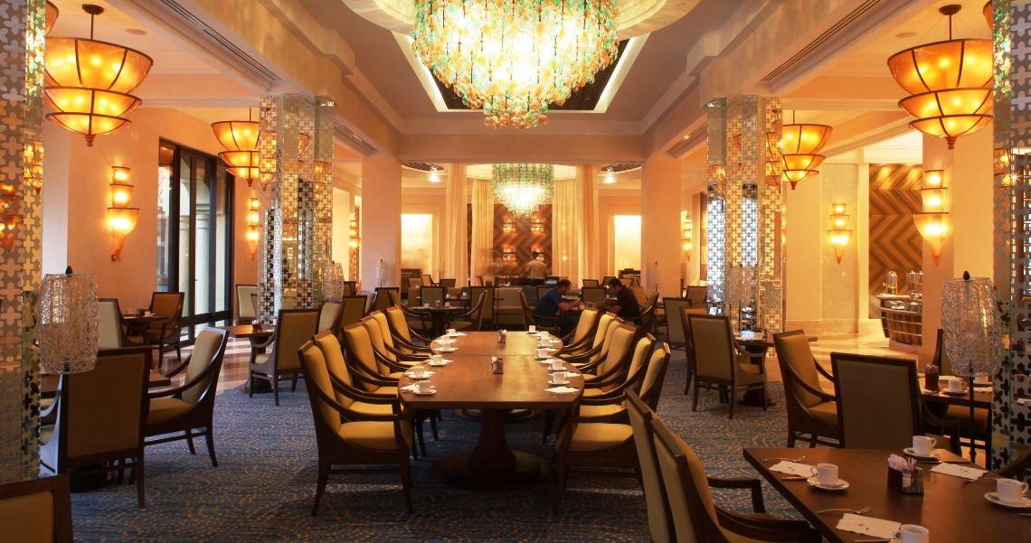 Mazagan Beach & Golf Resort Restaurant