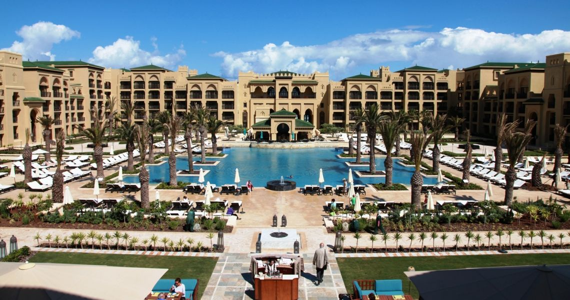 Mazagan & Golf Resort Pool
