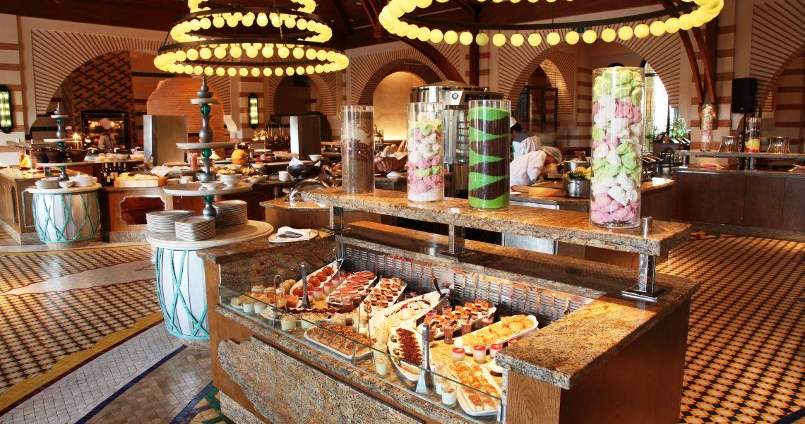 Mazagan Beach & Golf Resort Buffet