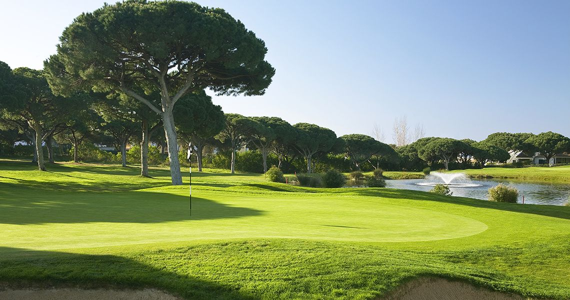 Golfplatz Algarve
