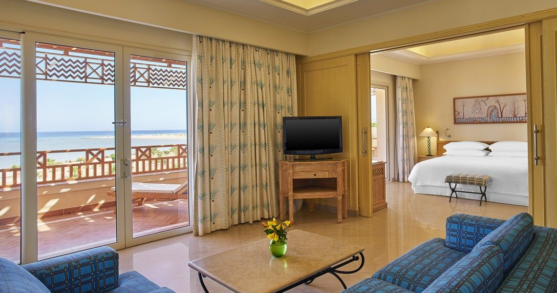 Sheraton Sama Bay Resort Suite