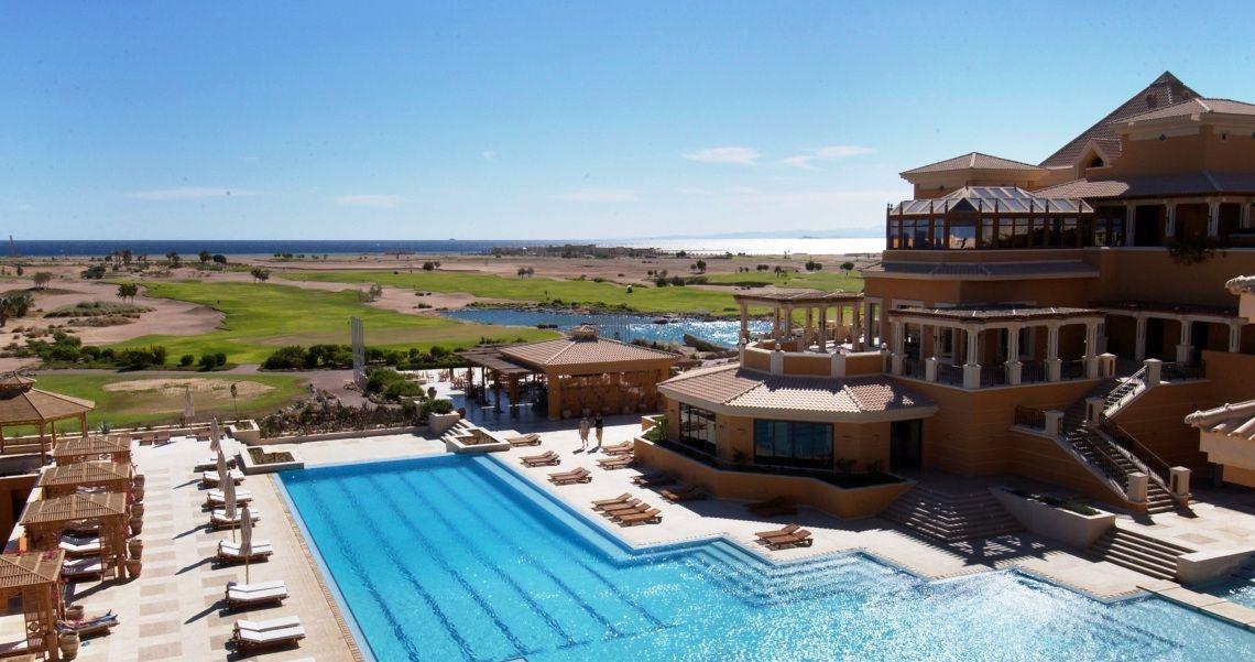 The Cascades Golf Resort, Spa & Thalasso