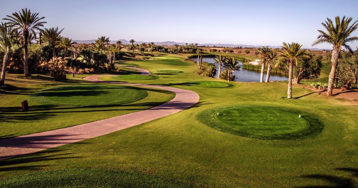 Fairmont Royal Palm Hotel & Resort Golf