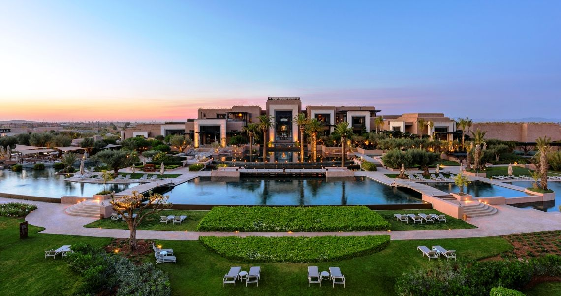 Fairmont Royal Palm Hotel & Golf Resort