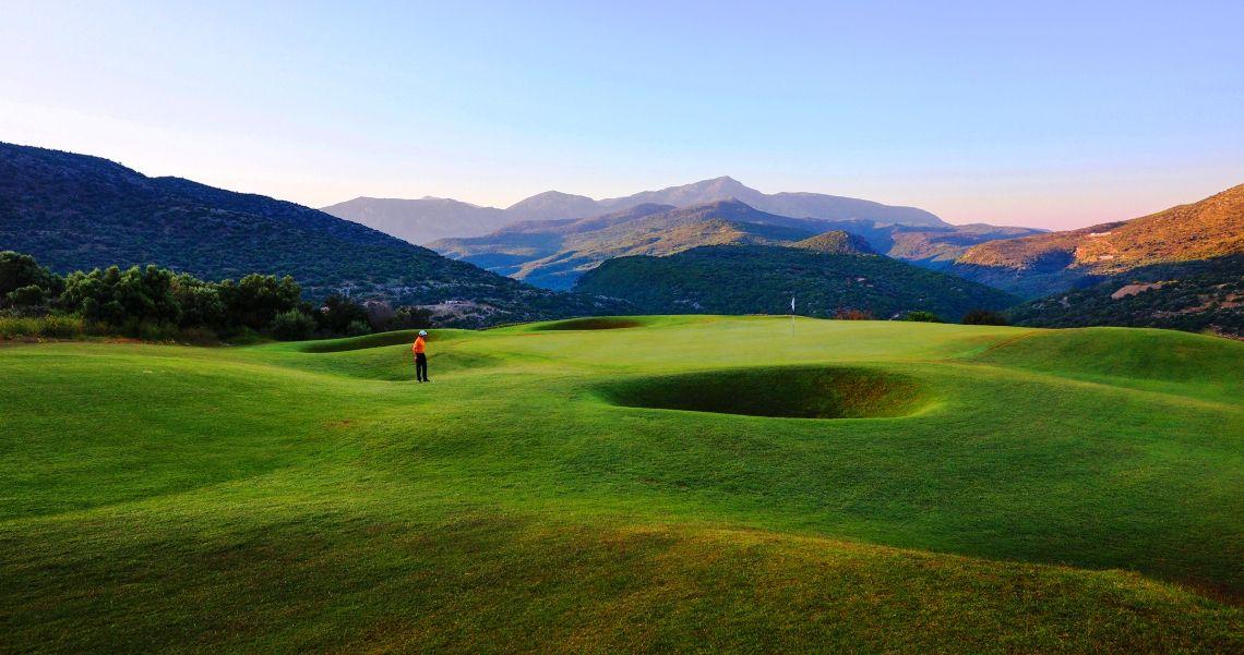 The Crete Golf Club & Hotel