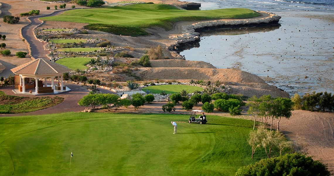 Golf Club The Cascades