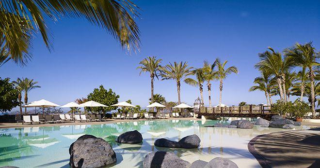 The Ritz-Carlton Abama Pool