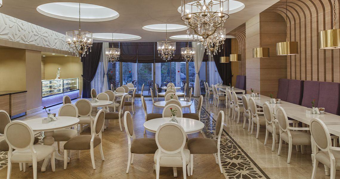 Sirene Hotel Belek Restaurant