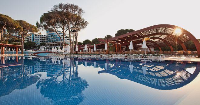 Cornelia De Luxe Resort Allgemein