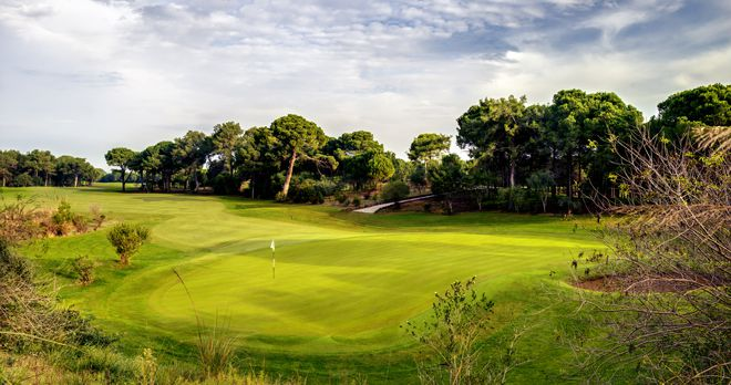 Cornelia Golf Club Loch 11