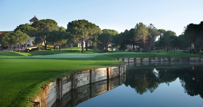 Golf Club Montgomerie Maxx Royal Golfplatz