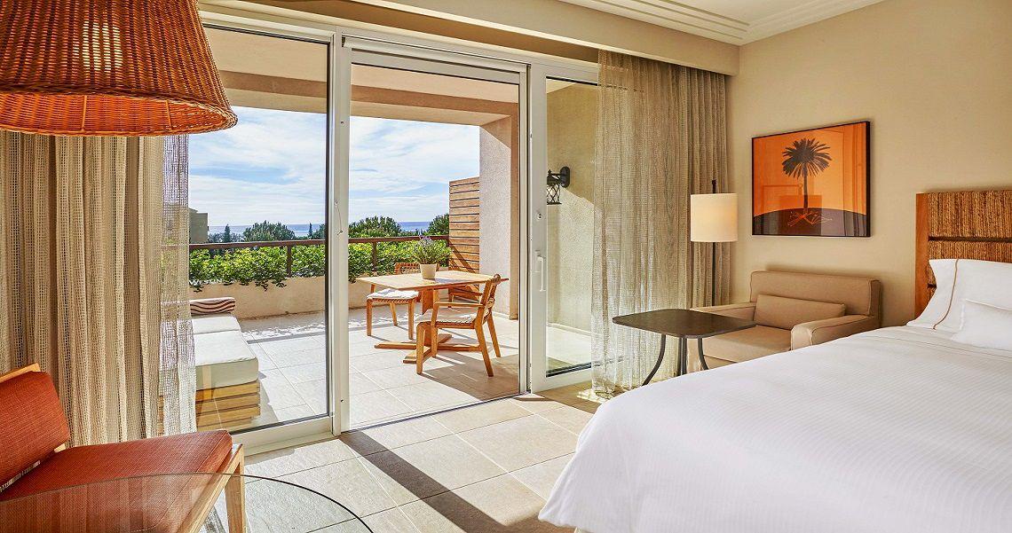 The Westin Resort Costa Navarino - Doppelzimmer Sea View