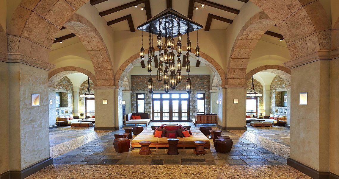 The Westin Resort Costa Navarino Lobby