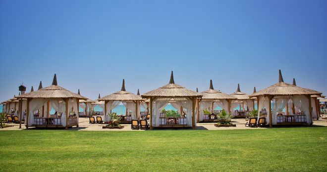 Gloria Golf Resort Pavillon