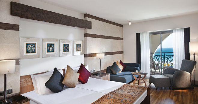 Kempinski Hotel The Dome Standardzimmer
