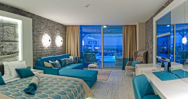 Sueno Deluxe Resort Zimmer