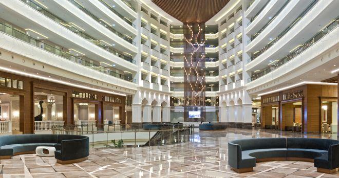 Sueno Deluxe Resort Lobby