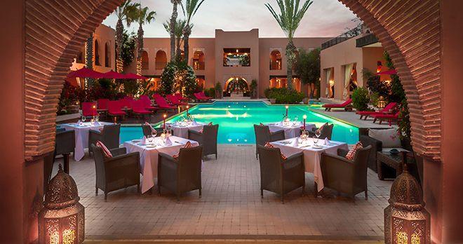 Tikida Golf Palace Pool