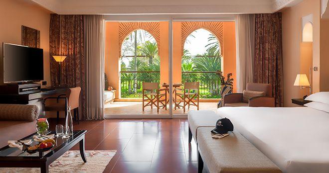 Tikida Golf Palace Zimmer