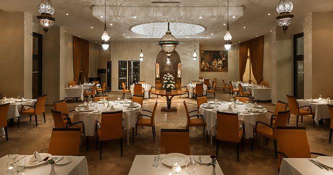 Tikida Golf Palace Restaurant