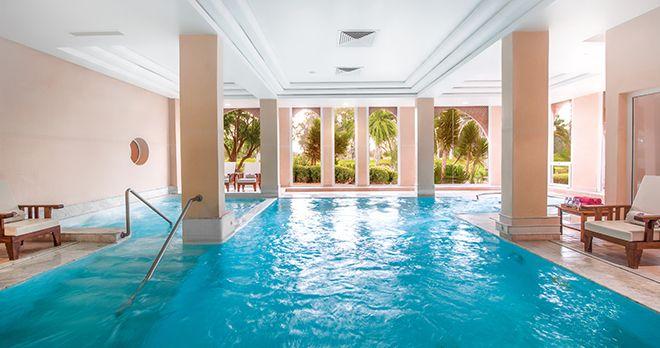 Tikida Golf Palace Indoor Pool