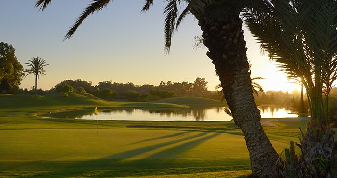 Tikida Golf Palace Soleil Golf